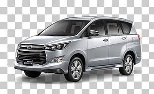 Toyota Fortuner Car Minivan Toyota Innova Crysta PNG