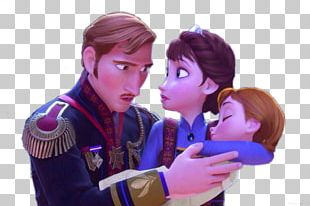 Elsa Anna Frozen Kristoff Father PNG
