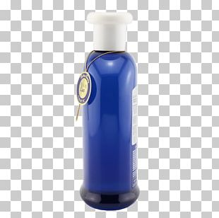 Water Bottle Cobalt Blue Glass Bottle Plastic Bottle Liquid PNG