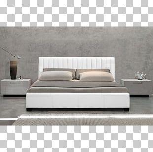 Bedside Tables Bed Size Bed Frame Platform Bed PNG
