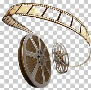 Cinematography Film Reel Clapperboard PNG