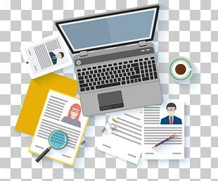 Human Resource Management Human Resources Flat Design PNG