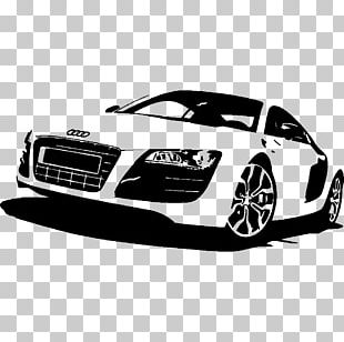 2018 Audi R8 2017 Audi R8 Sports Car PNG