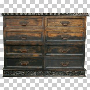Chest Of Drawers Furniture Buffets & Sideboards Chair PNG