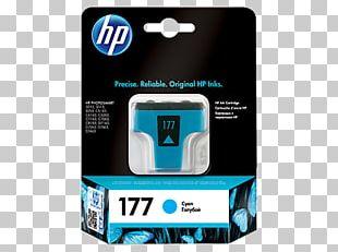 Hewlett-Packard Ink Cartridge Printer Printing PNG
