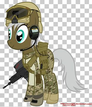 Pony Army Infantry Military Soldier PNG
