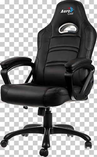 Wing Chair AeroCool Gaming Chair Pillow PNG
