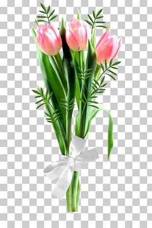 Garden Roses Floral Design Tulip Cut Flowers PNG