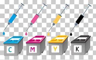 Ink Cartridge Printer Toner Refill Inkjet Printing PNG