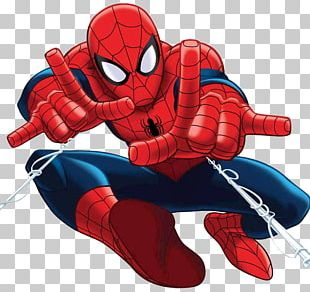 Ultimate Spider-Man May Parker Iron Fist Marvel Comics PNG