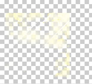 Yellow Area Angle Pattern PNG