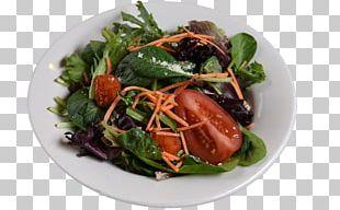 Spinach Salad Vegetarian Cuisine Leaf Vegetable Recipe Garnish PNG