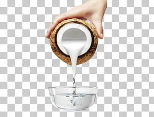 Coconut Oil Soured Milk Food PNG
