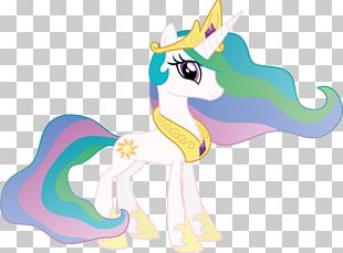 Pony Princess Celestia Unicorn Horse PNG