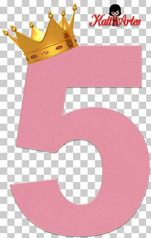 Crown Prince Letter Number PNG