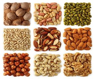 Nut Butters Mixed Nuts Almond Peanut PNG