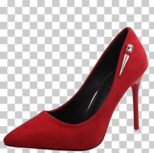 Slipper High-heeled Footwear Shoe Sandal PNG