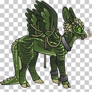 Carnivores Reptile Horse Cartoon Illustration PNG