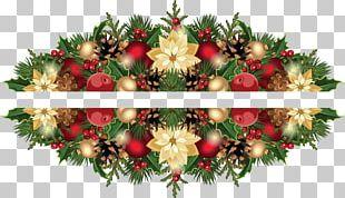 Christmas Decoration Christmas Card PNG