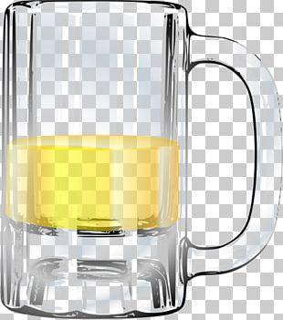Beer Glassware Mug Root Beer PNG