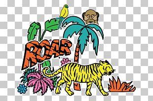 Carnivores Illustration Graphic Design Cartoon PNG