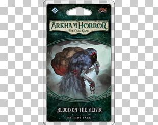 Arkham Horror: The Card Game The Dunwich Horror Android: Netrunner Fantasy Flight Games PNG