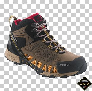 Hiking Boot Gore-Tex Shoe PNG