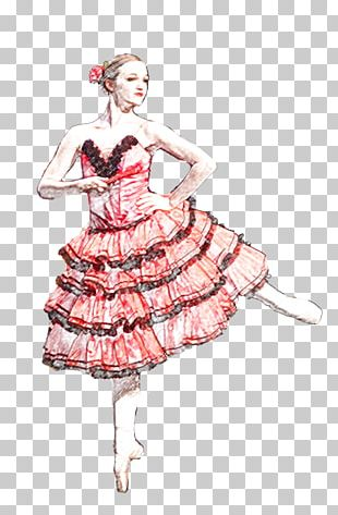 Fashion Costume Shoe Dress PNG