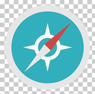 Safari Web Browser Flat Design Application Software Icon PNG
