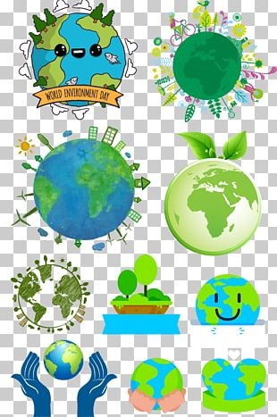 Earth Ecology PNG