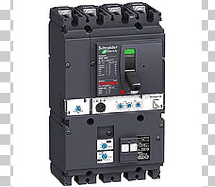 Earth Leakage Circuit Breaker Schneider Electric Electrical Network Residual-current Device PNG