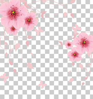 Flower Computer File PNG