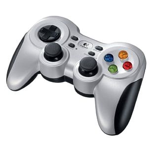 Game Controllers Logitech Video Game Console Accessories Wireless PNG