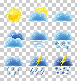 Cloud Weather Rain Icon PNG