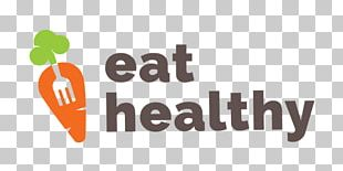 Logo Health Food Restaurant Eating Vegetarianism PNG