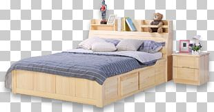 Poster Bed Furniture PNG