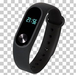 Xiaomi Mi Band 2 Smartwatch Activity Tracker PNG