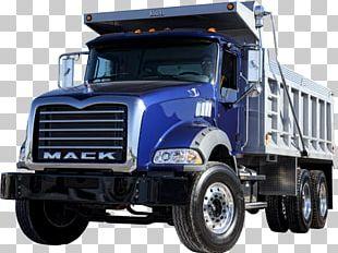 Mack Trucks Mack B Series Mack Pinnacle Series Mack Titan Pickup Truck PNG