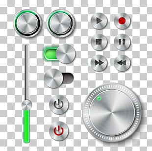 Technology Circle Font PNG