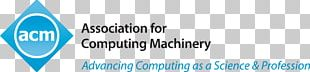 ACM Multimedia Association For Computing Machinery Computer Science Teachers Association PNG