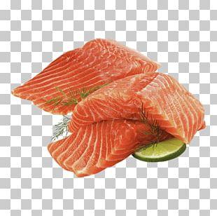 Smoked Salmon Sashimi Lox Atlantic Salmon PNG