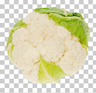 Cauliflower Ice Cream Vegetable Broccoflower PNG