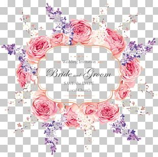 Wedding Invitation PNG