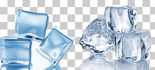 Cocktail Ice Cube Melting PNG
