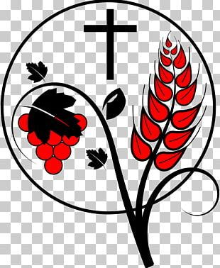 Eucharist First Communion Sacramental Bread PNG
