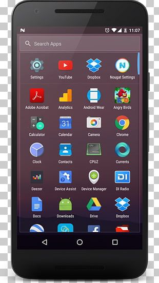 Android Nougat Android KitKat PNG