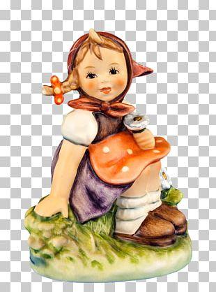Garden Gnome Figurine PNG