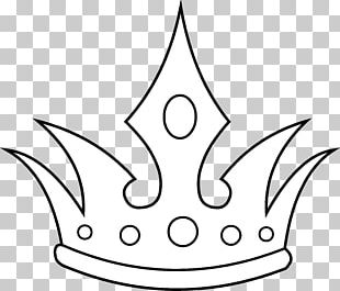 Crown Drawing Line Art PNG