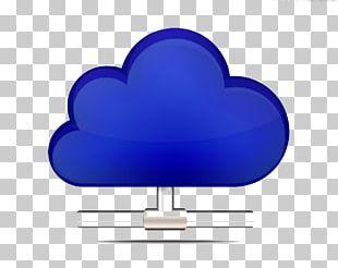 Cloud Computing Computer Icons Cloud Storage PNG