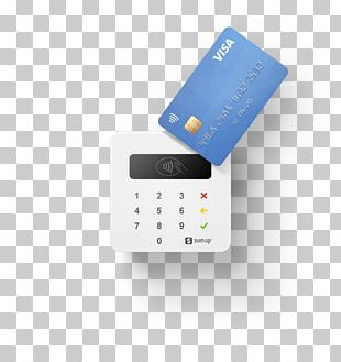 SumUp Contactless Payment EMV Credit Card PNG